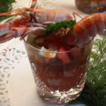 Mexican Langoustine Cocktail